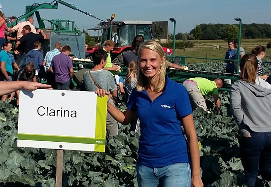 Celine Denys, Brassica-specialist