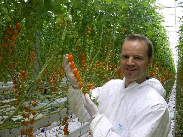 Peter Geerts, Sales & Technical Crop Advisor