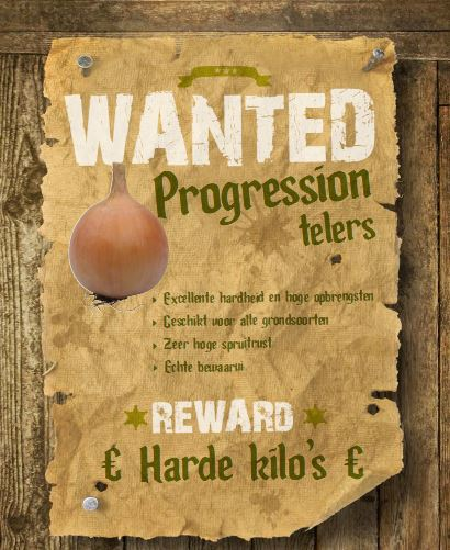 Wanted - Progression